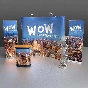 wow exhibition pop-up bundl